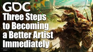 Three Steps to Bec๐ming a Better Artist Immediately