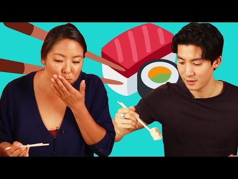 Japanese Millennials Try Drugstore Sushi
