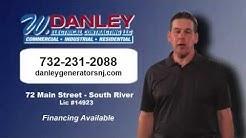 Generator Installation East Hanover NJ - (732) 231-2088 - Danley Electricians and Emergency Repair