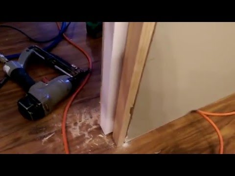 How To Install Pocket Door System