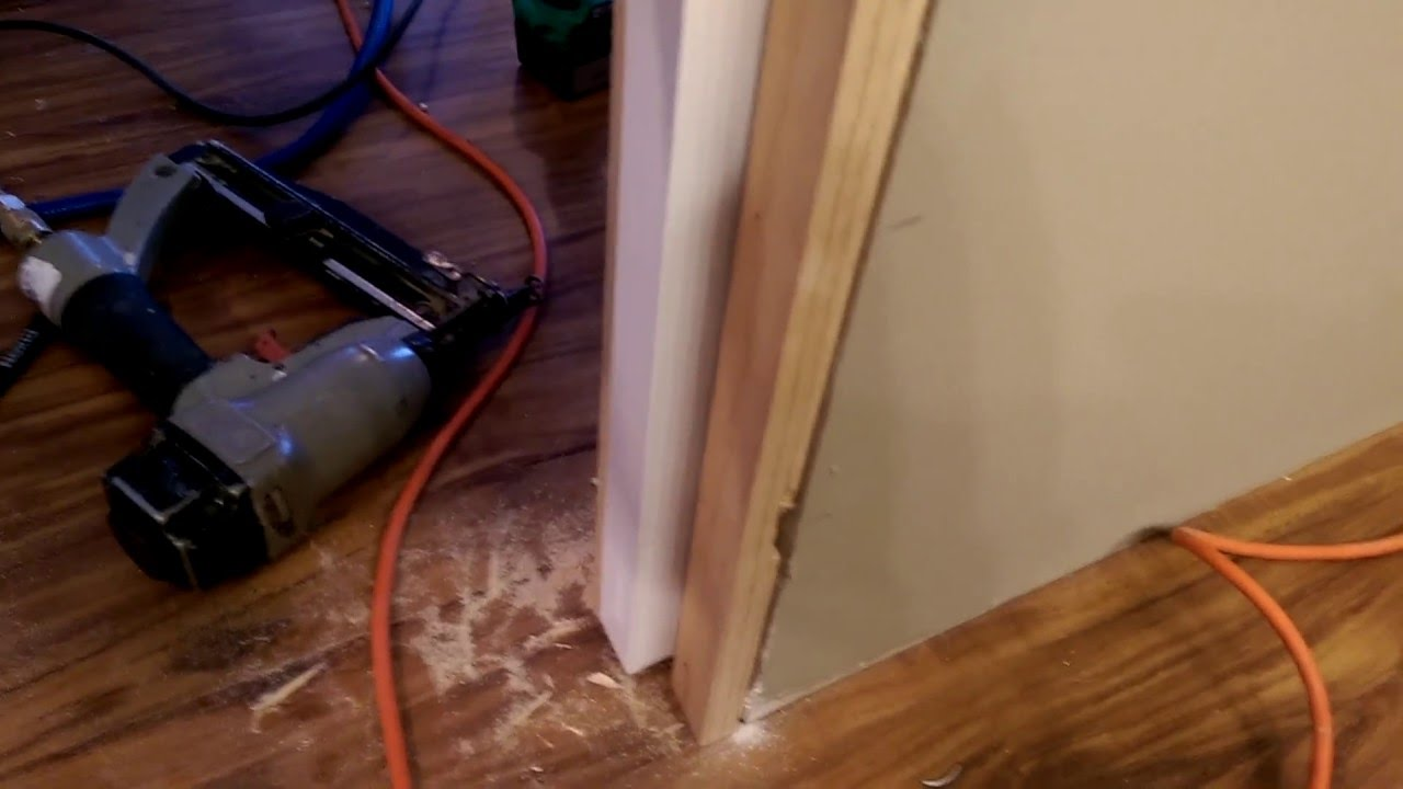 How To Install A Pocket Door System Youtube