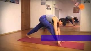 Уроки йоги для начинающих, приводим в порядок душу и тело
