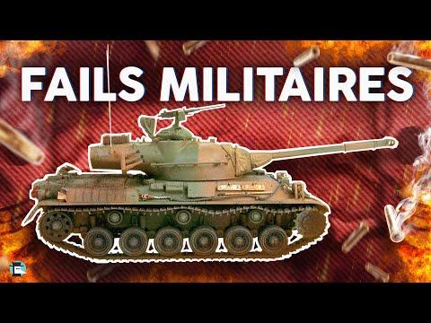The four military fails - Nota bene #11