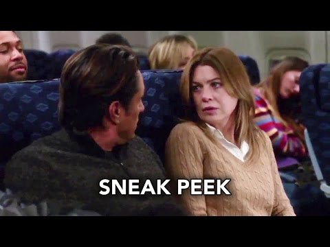"Grey's Anatomy 13x20 Sneak Peek ""In the Air Tonight"" (HD) Season 13 Episode 20 Sneak Peek"