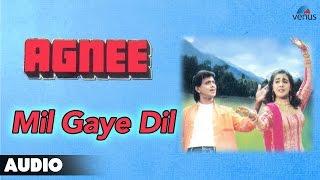 Agnee : Mil Gaye Dil Full Audio Song | Amrita Singh, Mithun Chakraborty, Mandakini |