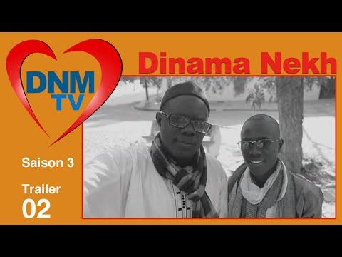 Dinama Nekh - saison 3 : Fodé #DinamaNekhSelfie
