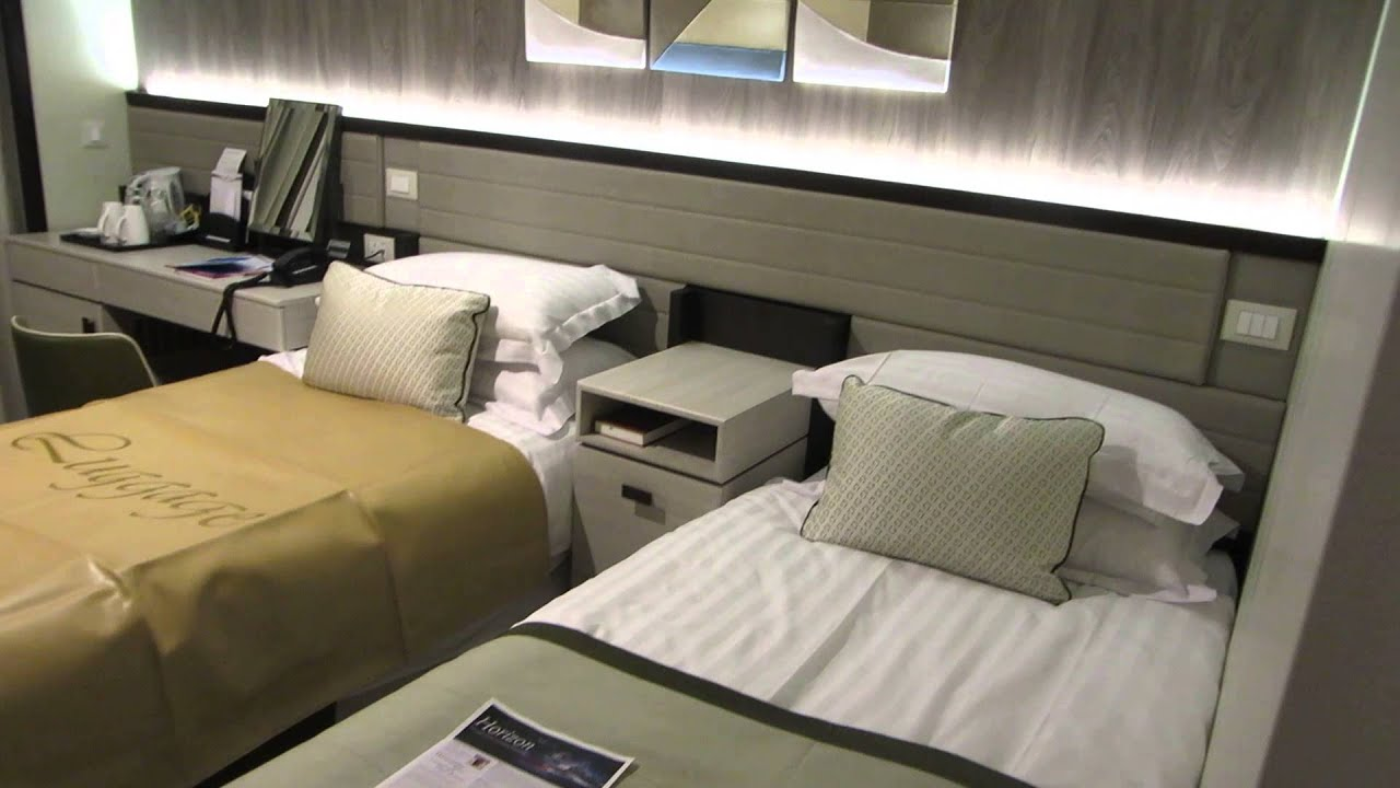 P O Britannia C Deck Balcony Cabin Tour March 2015 Youtube