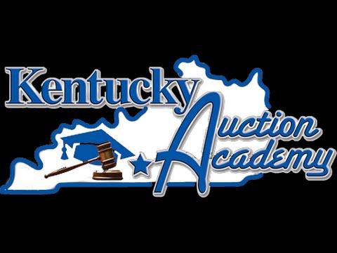 Sneak Peek of the Kentucky Auction Academy