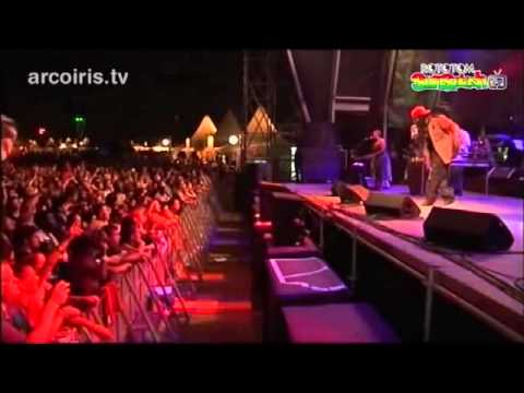 Morgan Heritage - Live at Rototom Sunsplash 2012