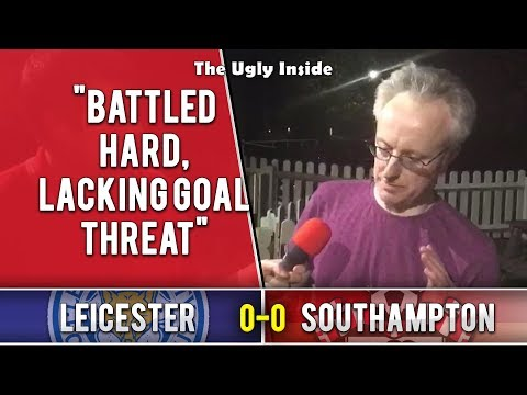 """""""Battled hard, lacking goal threat"""" 