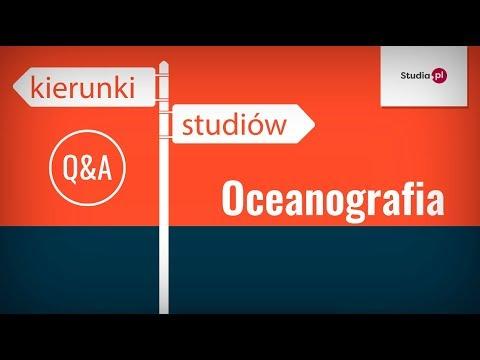 Kierunek oceanografia - program studiów, praca, zarobki.