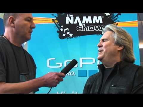 Doyle Dykes & Tino - musicUcansee.com Press Room Interview  @ NAMM '15