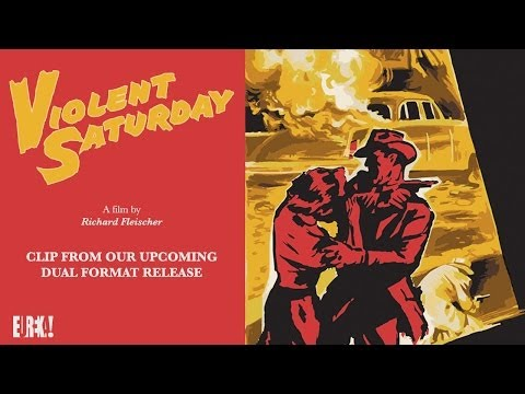 Violent Saturday is listed (or ranked) 11 on the list The Best Richard Egan Movies