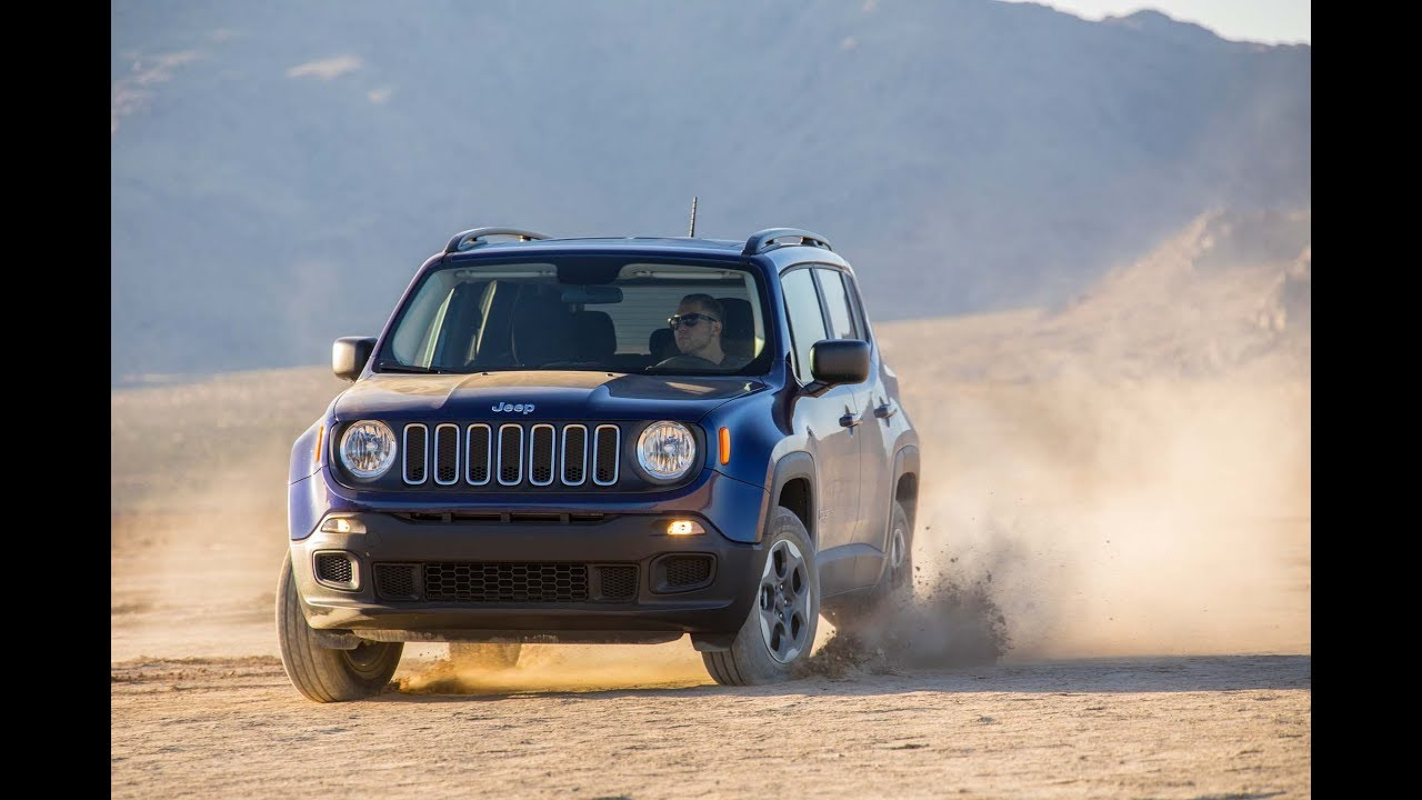35ccdbfec88 2017 JEEP RENEGADE SPORT LONG TERM UPDATE 4 ROAD TRIPPING THE JEEP ...