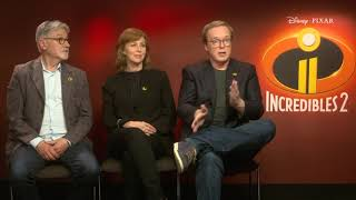 Incredibles 2 success means you can do it again