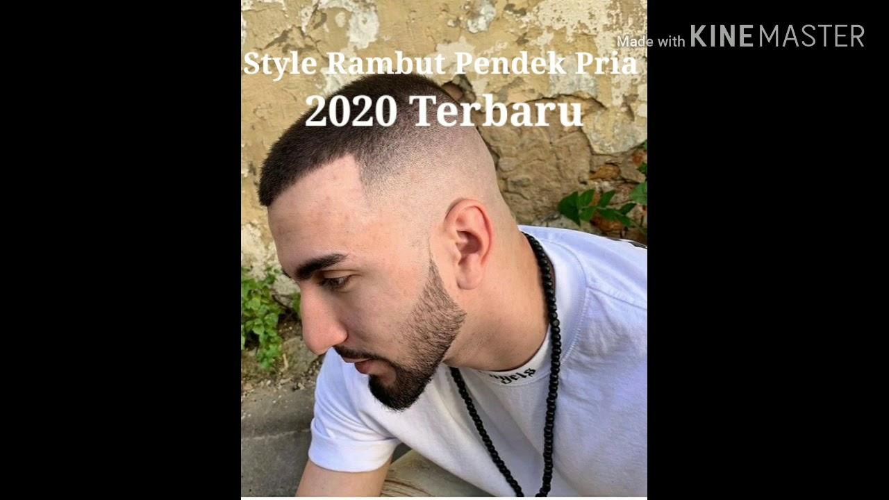 Model Rambut Pria Pendek Dan Rapi Terbaru 2020 Youtube