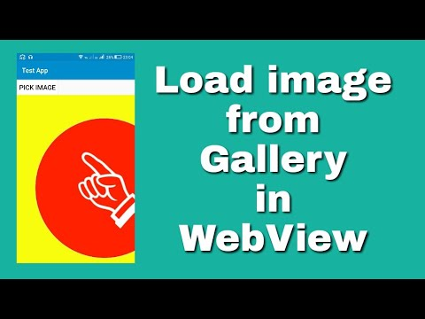 Load image in WebView from file path