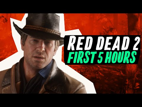 Red Dead Redemption 2: Hands-On With The First Five Hours