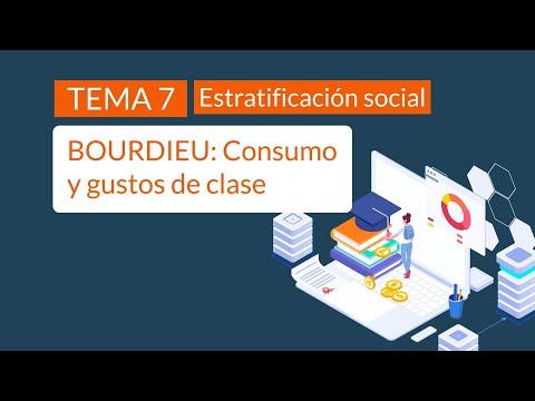 Bourdieu: Consumo y gustos de clase