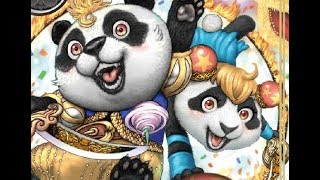 Panda Starter Deck Support Spoilers - Gems are Truly Outrageous 08/21/2017
