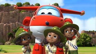 Супер Крылья - Джетт и его друзья - Самолеты-трансформеры - Отряд