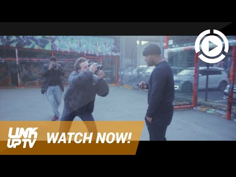 Donae'o - Black ft. JME, Dizzee Rascal (Behind The Scenes) | Link Up TV