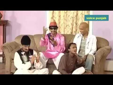punjabi drama qawali funny stage show theatre