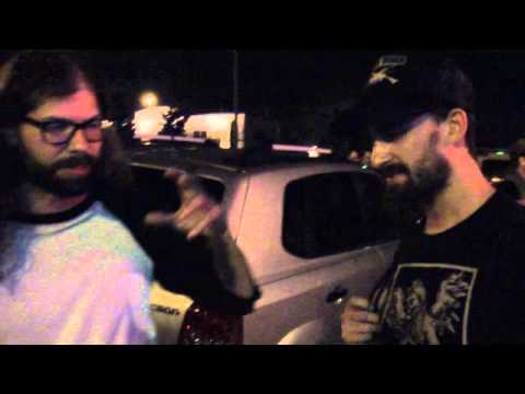 Aaron Hill (EyeHateGod) - THTV INTERVIEW
