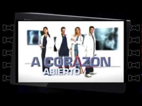 A CORAZÓN ABIERTO (Telenovela 2010) RCN Televisión + VISTA Productions