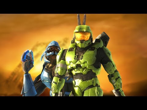 The Glory Days Of Halo