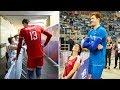"""He is NOT HUMAN!"" Dmitriy Muserskiy - Best Middle Blocker VNL - 2018"