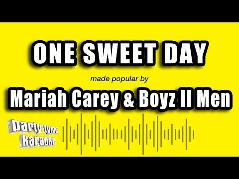 Mariah Carey & Boyz II Men - One Sweet Day (Karaoke Version)