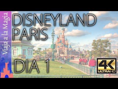 Viaje a Disneyland Paris día 1 | Problemas en el parque