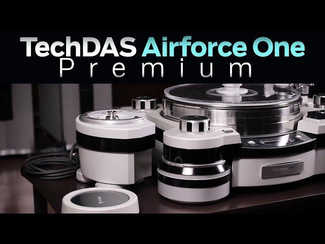Techdas Air Force One Premium