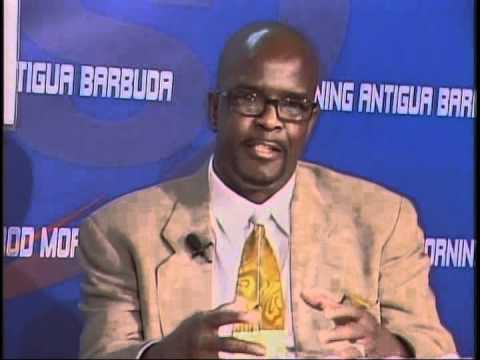 Good Morning Antigua TV Interview 3-26-12