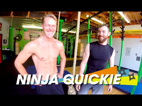 NINJA QUICKIE - Rocket v. Ryan Stratis