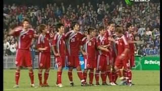 2009東亞運動會 男子足球決賽 香港對日本 (12 Dec 2009)