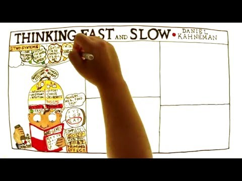 Video Review for Thinking Fast And Slow by Daniel Kahneman