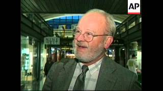 USA: REACTION TO GO AHEAD ON CLINTON IMPEACHMENT HEARINGS