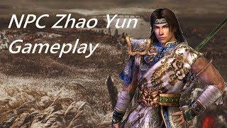 Samurai Warriors State of War Gameplay - Zhao Yun