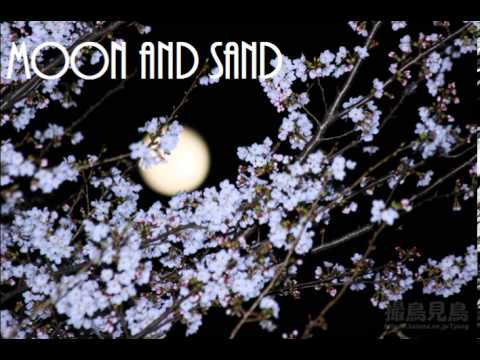 KARAOKE Moon And Sand - Wilder & Palitz Lyrics 歌詞