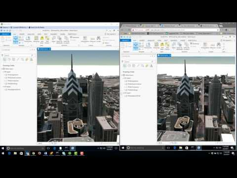 ArcGIS Pro Virtualization: VMWare Blast Extreme and PCoIP