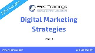 Digital Marketing Tutorials for Beginners (Step by Step) - Part 3