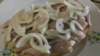 Влог//Покупки продуктов//Наше меню на день//Цены на коммуналку//Супер вкусный бутерброд с селедкой