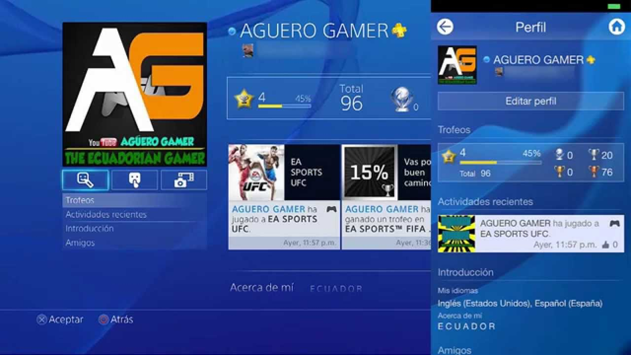 how to change your avatar name on ps4