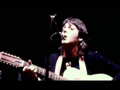 Paul McCartney - Bluebird - Live Seattle 1975-76
