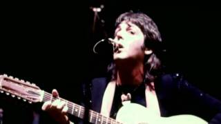 Paul McCartney - Bluebird - Live Seattle 1975-76