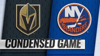 12/12/18 Condensed Game: Golden Knights @ Islanders