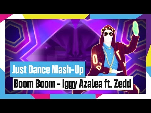 Just Dance 2018 | Boom Boom by Iggy Azalea ft. Zedd | Mash-Up