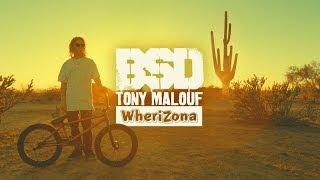 BSD BMX - Tony Malouf - WheriZona